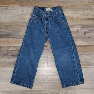 Levi's relaxed fit size 4